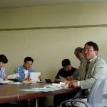 鈴木社長 福島大学で講演